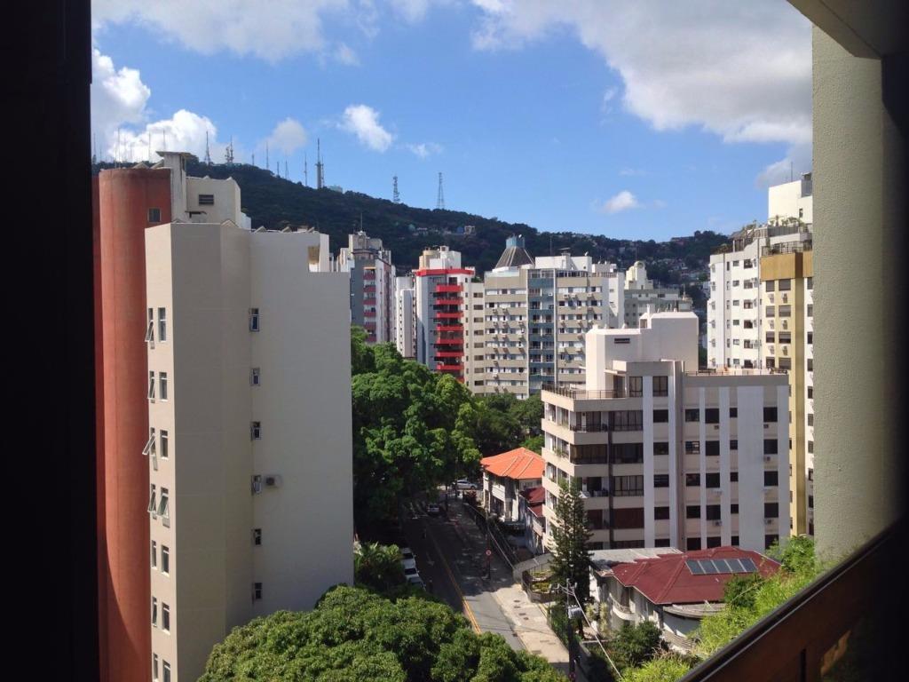 Apto 4 Dorm, Centro, Florianópolis (AP0556)