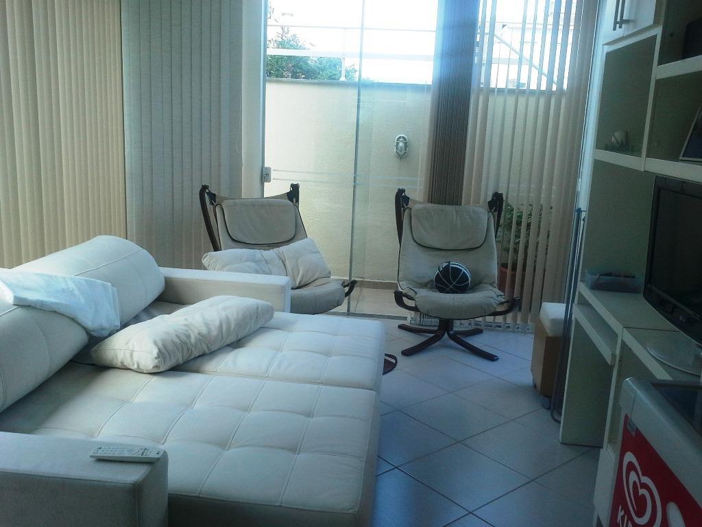 Cobertura 2 Dorm, Itacorubi, Florianópolis (CO0074)