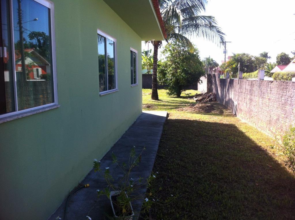 Casa 3 Dorm, Carianos, Florianópolis (CA0348)