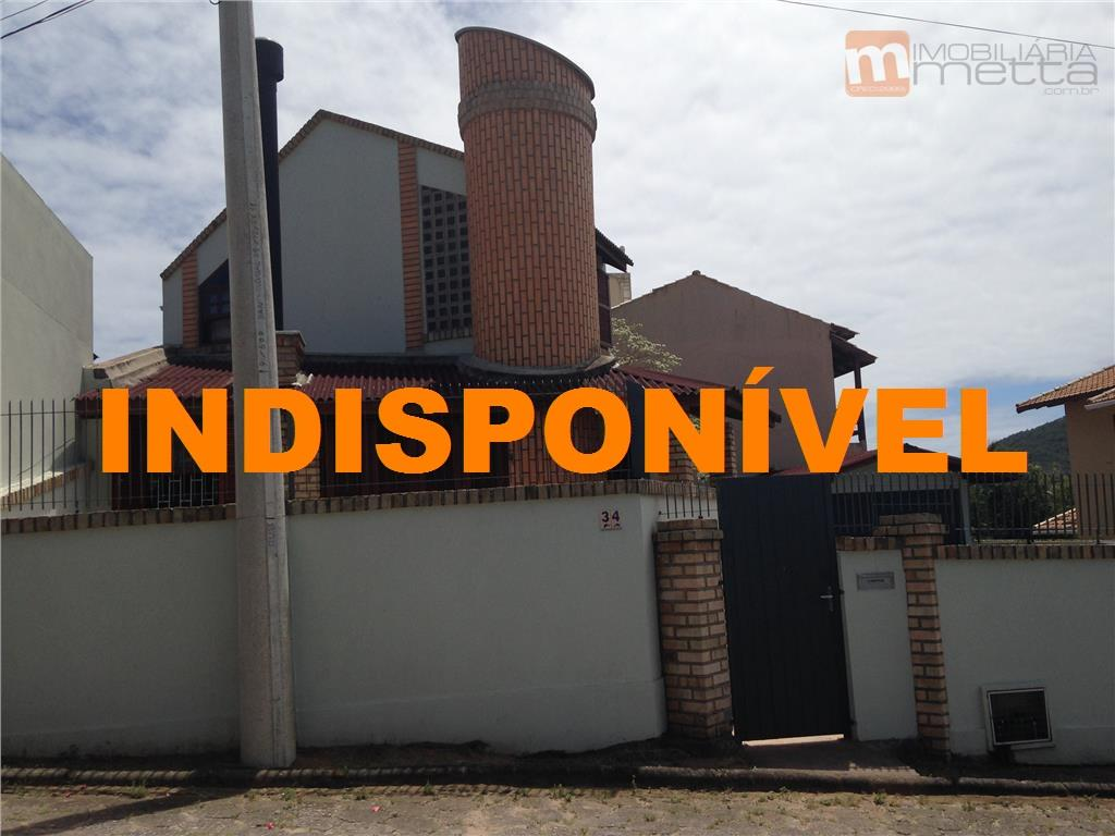 Casa 1 Dorm, Santinho, Florianópolis (CA0220)