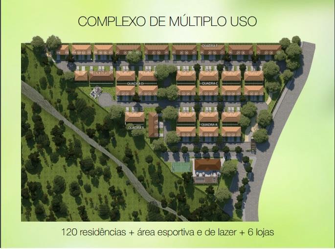 Casa 2 Dorm, Vargem Grande, Florianópolis (CA0356) - Foto 3