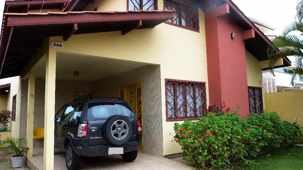 Metta Imobiliária - Casa 4 Dorm, Ingleses (CA0344)