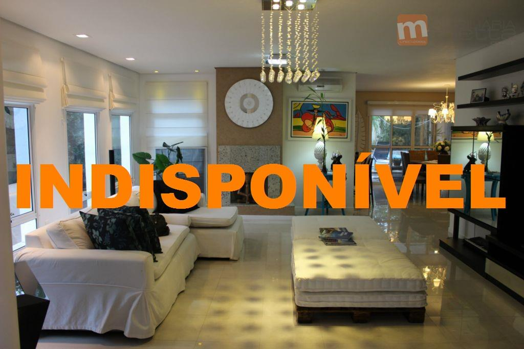 Casa 4 Dorm, Jurerê, Florianópolis (CA0296)