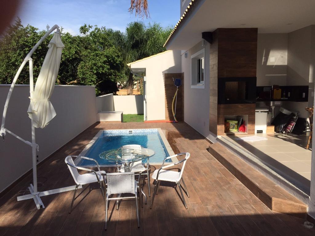 Casa 4 Dorm, João Paulo, Florianópolis (CA0347) - Foto 3