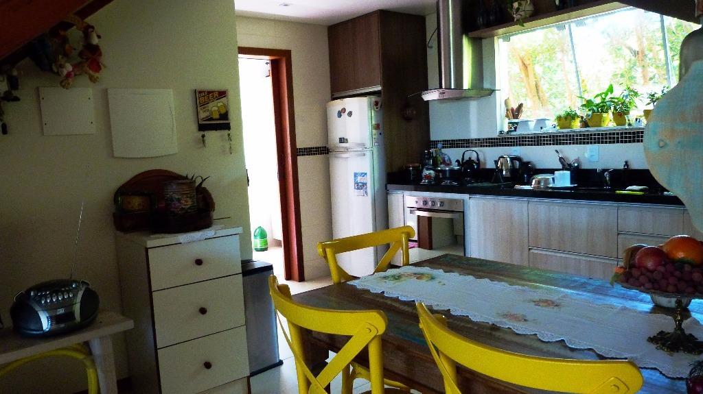 Casa 2 Dorm, Sambaqui, Florianópolis (CA0399) - Foto 11