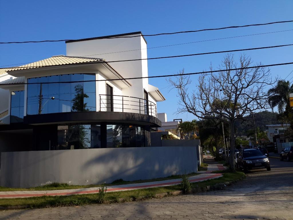 Casa 4 Dorm, Santa Mônica, Florianópolis (CA0322)