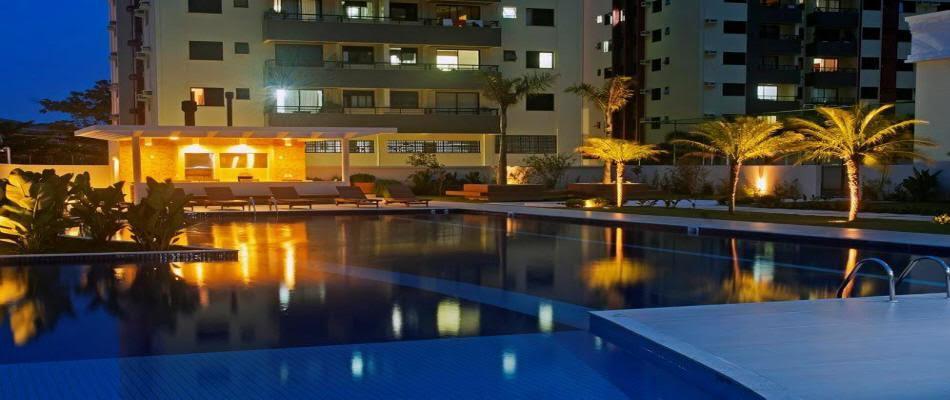 Apto 4 Dorm, Itacorubi, Florianópolis (AP0553)