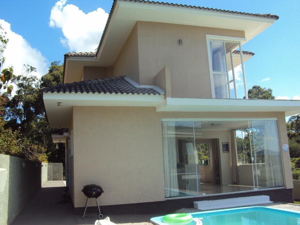 Casa 3 Dorm, Cacupé, Florianópolis (CA0359) - Foto 2