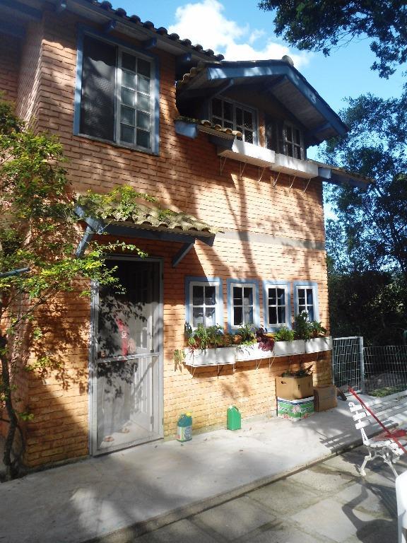Casa 2 Dorm, Sambaqui, Florianópolis (CA0448)
