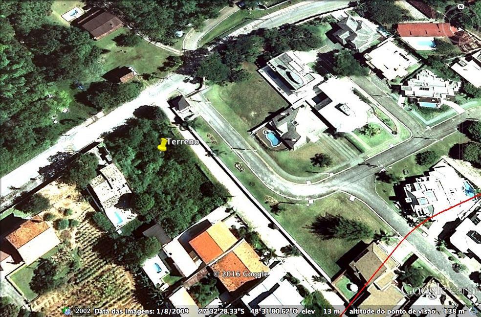 Terreno, Cacupé, Florianópolis (TE0237) - Foto 8