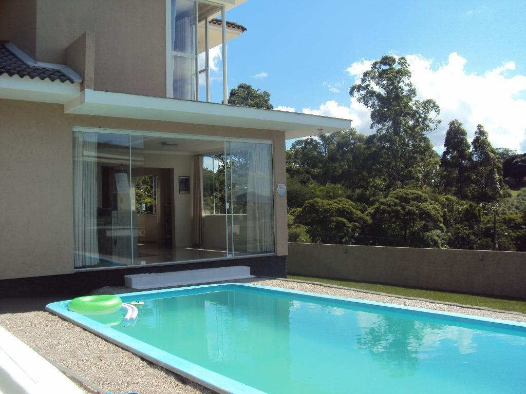 Casa 3 Dorm, Cacupé, Florianópolis (CA0359)