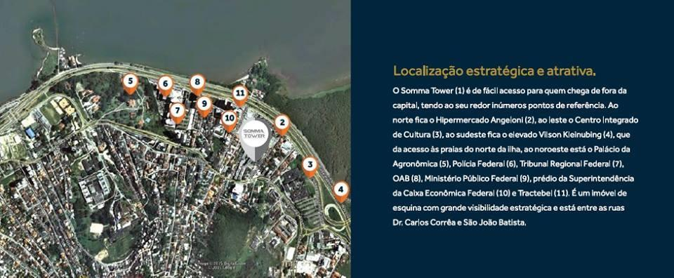Sala, Agronômica, Florianópolis (SA0034) - Foto 2