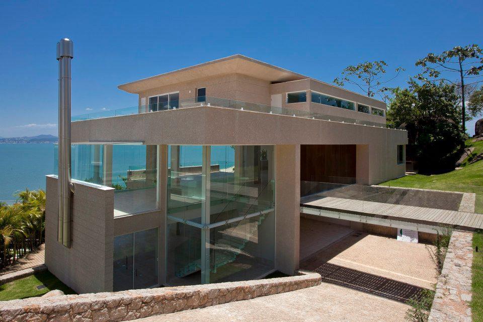 Casa 4 Dorm, Cacupé, Florianópolis (CA0074)