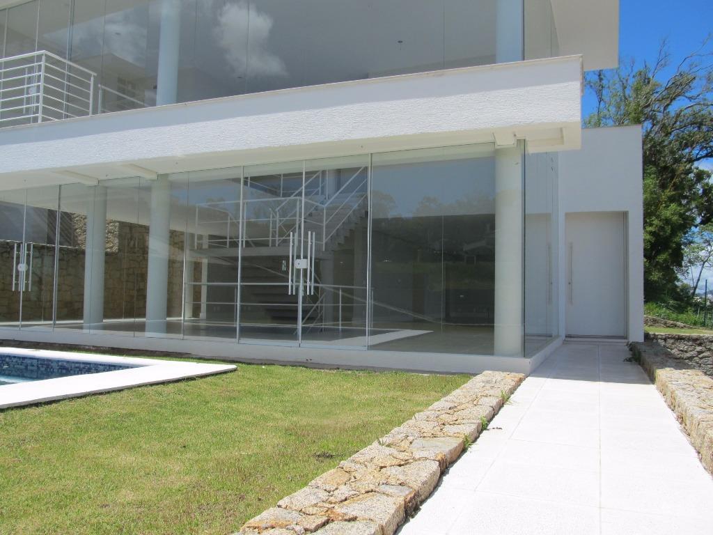 Casa 3 Dorm, Cacupé, Florianópolis (CA0436) - Foto 3
