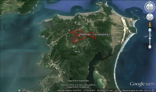 Terreno, Ratones, Florianópolis (TE0224)