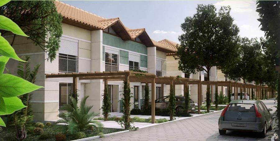 Casa 3 Dorm, Vargem Grande, Florianópolis (CA0357)