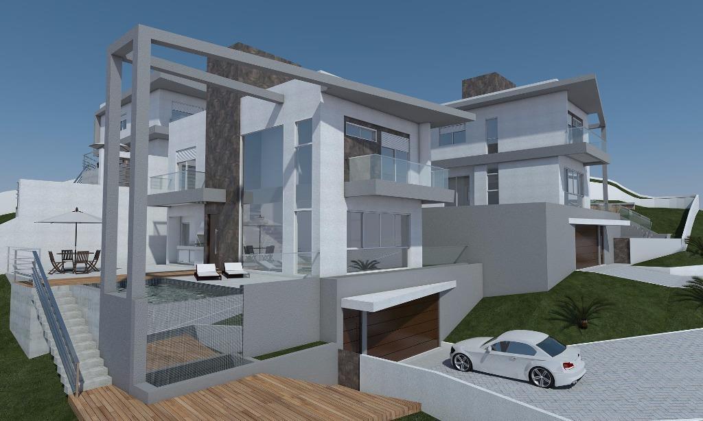 Casa 3 Dorm, João Paulo, Florianópolis (CA0437)