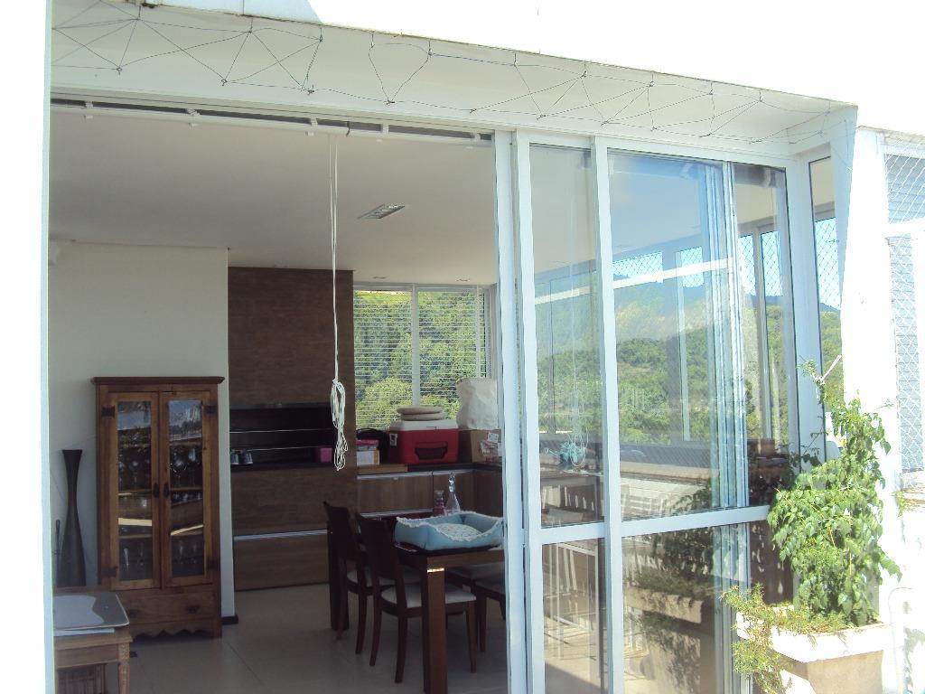 Cobertura 3 Dorm, João Paulo, Florianópolis (CO0075) - Foto 6