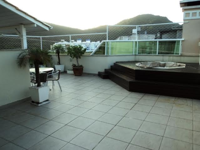 Cobertura 4 Dorm, Ingleses do Rio Vermelho, Florianópolis (CO0081) - Foto 6