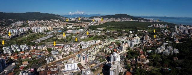 Apto 2 Dorm, Itacorubi, Florianópolis (AP0478) - Foto 3