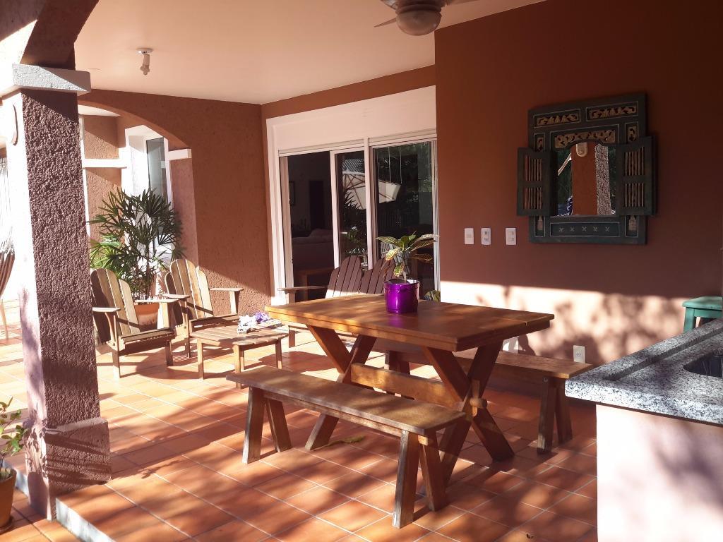 Casa 4 Dorm, Lagoa da Conceição, Florianópolis (CA0441) - Foto 6