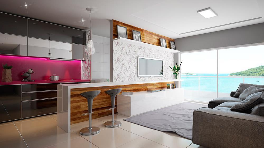 Apto 3 Dorm, Ingleses, Florianópolis (AP0494) - Foto 2