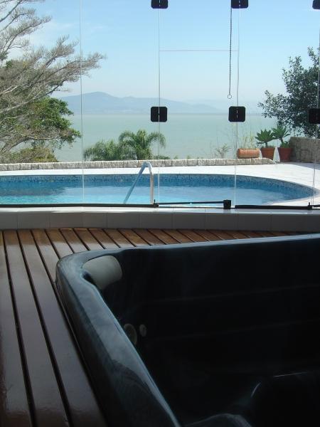 Casa 6 Dorm, Cacupé, Florianópolis (CA0169) - Foto 4