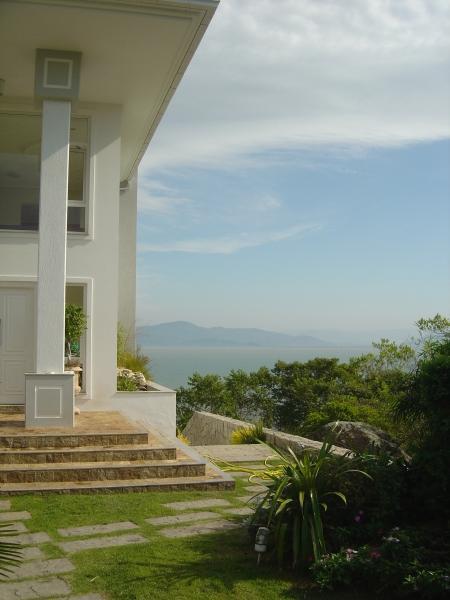 Casa 6 Dorm, Cacupé, Florianópolis (CA0169) - Foto 2
