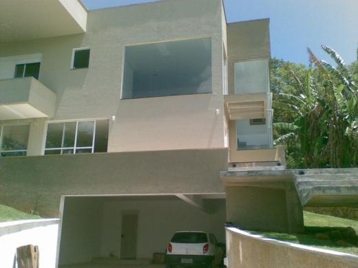 Casa 5 Dorm, Cacupé, Florianópolis (CA0031) - Foto 4