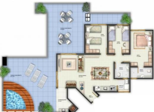 Metta Imobiliária - Cobertura 2 Dorm, Ingleses - Foto 7