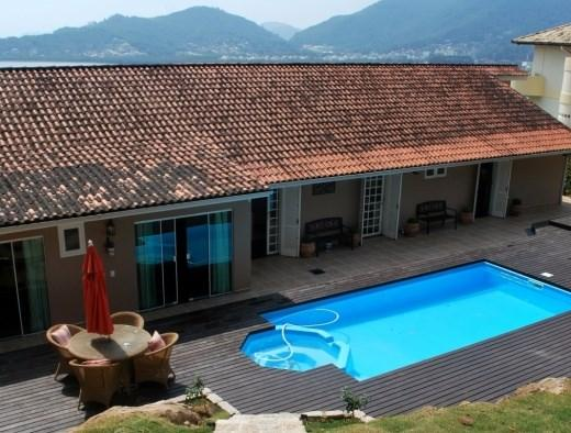 Casa 4 Dorm, João Paulo, Florianópolis (CA0118)