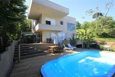 Casa 5 Dorm, Cacupé, Florianópolis (CA0031) - Foto 7