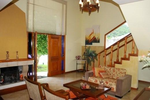 Casa 4 Dorm, Cacupé, Florianópolis (CA0034) - Foto 4