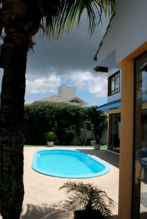 Casa 4 Dorm, Cacupé, Florianópolis (CA0034) - Foto 2