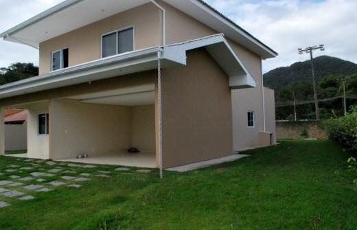 Casa 4 Dorm, Cacupé, Florianópolis (CA0050) - Foto 2