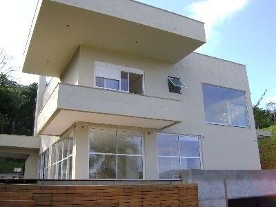 Casa 5 Dorm, Cacupé, Florianópolis (CA0031) - Foto 2