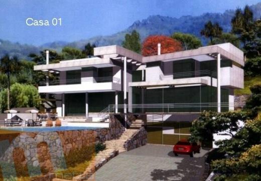 Casa 7 Dorm, Cacupé, Florianópolis (CA0075) - Foto 4