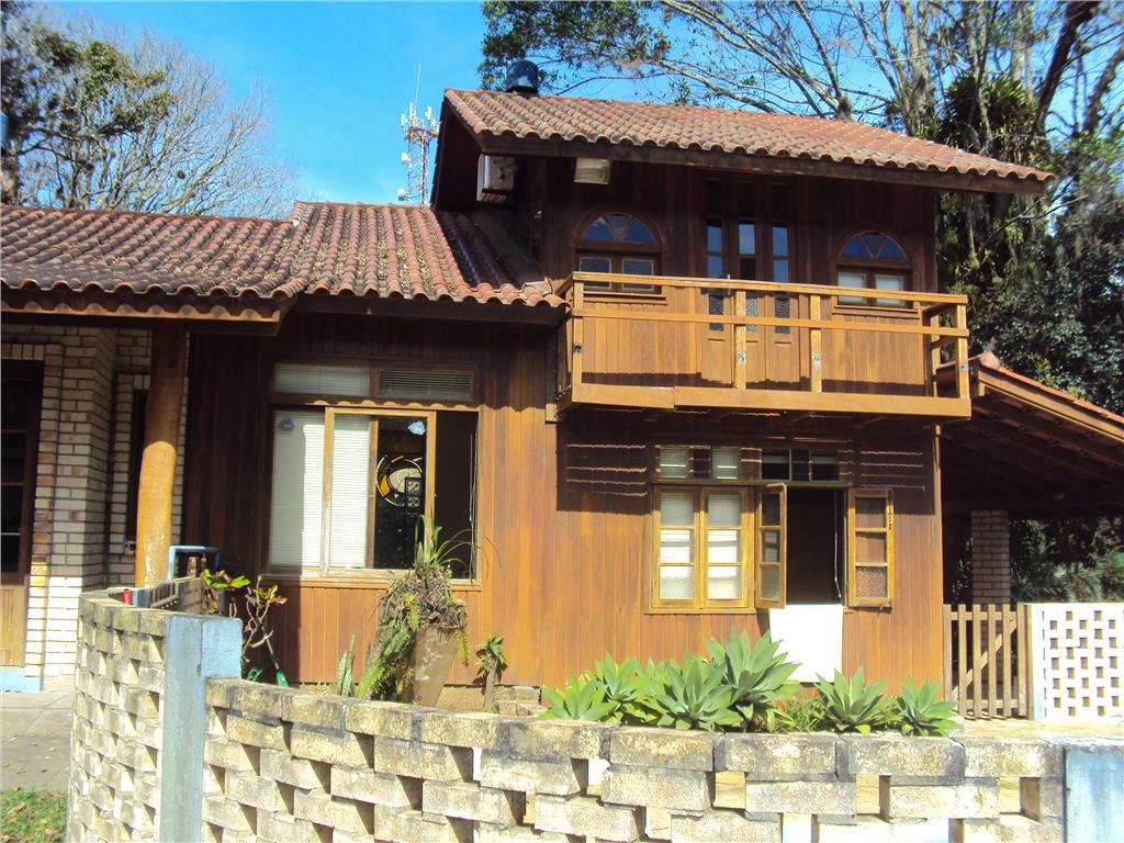 Casa 3 Dorm, Santo Antônio de Lisboa, Florianópolis (CA0216) - Foto 2