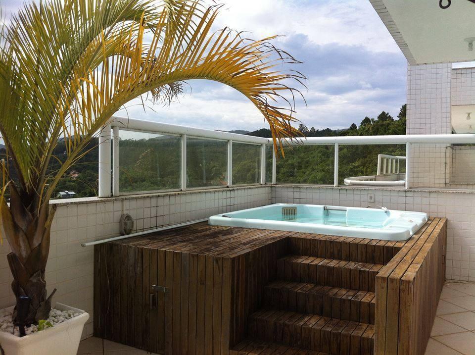 Cobertura 3 Dorm, João Paulo, Florianópolis (CO0013) - Foto 6