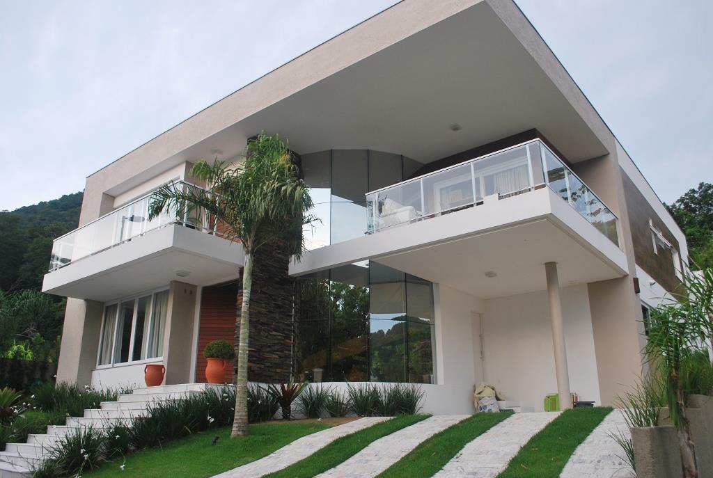 Casa 5 Dorm, Itacorubi, Florianópolis (CA0267) - Foto 2