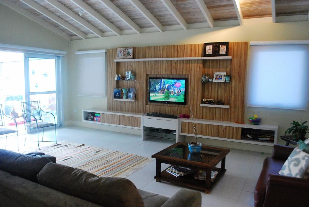 Casa 4 Dorm, Córrego Grande, Florianópolis (CA0174)