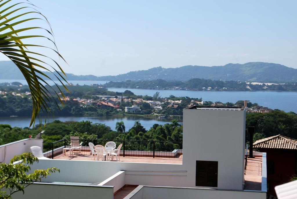 Casa 3 Dorm, Lagoa da Conceição, Florianópolis (CA0244)