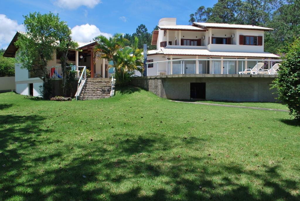 Casa 4 Dorm, Cacupé, Florianópolis (CA0187) - Foto 6