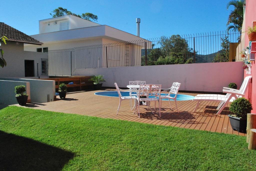 Casa 3 Dorm, João Paulo, Florianópolis (CA0165)