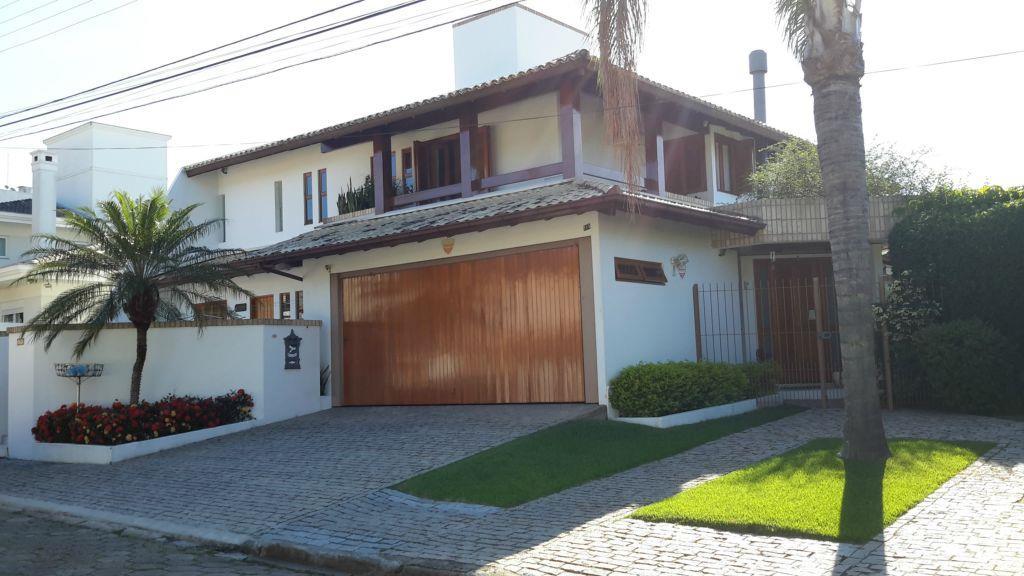 Casa 4 Dorm, Santa Mônica, Florianópolis (CA0287)