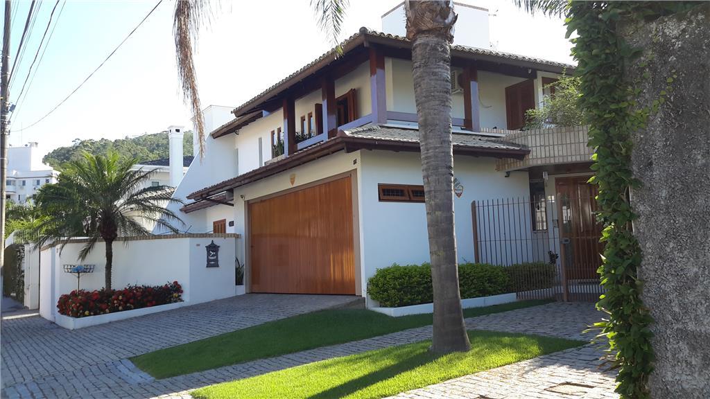 Casa 4 Dorm, Santa Mônica, Florianópolis (CA0287) - Foto 2