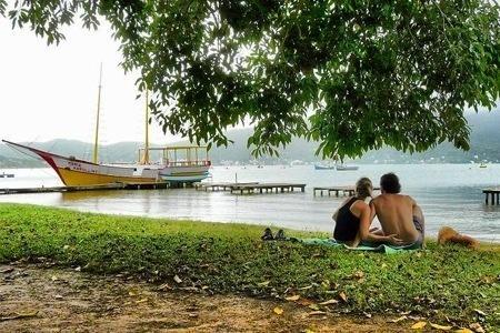Casa 2 Dorm, Lagoa da Conceição, Florianópolis (CA0037) - Foto 2