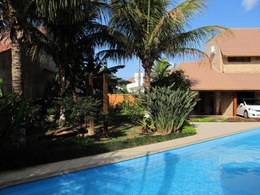 Casa 5 Dorm, Santa Mônica, Florianópolis (CA0029) - Foto 4
