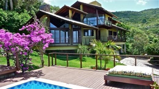 Casa 2 Dorm, Lagoa da Conceição, Florianópolis (CA0045) - Foto 2