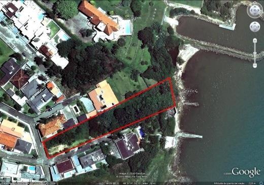 Terreno, Ponta de Baixo, São José (TE0044)